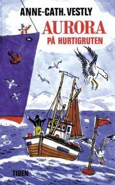 My Childhood, Norway, Aurora, Coastal, Reading, Children, Books, Steamer, Young Children