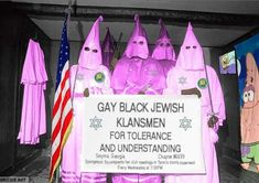 KKK Tolerance - Global One TV: A Blog for Mystics - by Eric Allen Bell
