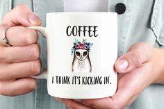 Funny Coffee Mug,Owl Mug,Coffee Lover Mug,Coffee Addict Mug,Coffee Humor,Coffee Kicks In,Caffeine Addict,Coffee Quote Mug,Coffee Lover Gift by mhuglife on Etsy