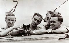 """Simon – the only cat to date to receive the PDSA Dickin Medal - received it posthumously in 1949. """"Simon served on HMS Amethyst during the Yangtze Incident, disposing of many rats though wounded by shell blast. Throughout the incident his behaviour was of the highest order, although the blast was capable of making a hole over a foot in diameter in a steel plate.""""Picture: PDSA"""