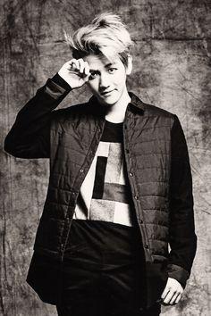 Dont miss 2014 EXO Baekhyun KPOP Haristyle Wallpaper HD Wallpaper. Get all of EXO Exclusive dekstop background collections.