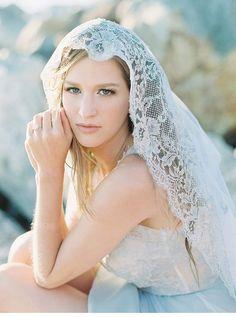 Ocean Bride – Ethereal Beach Wedding Inspirations from Luna de Mare Photography