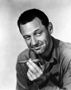 William Holden in Stalag 17 by oscary2008,