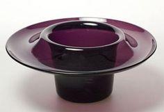 Glass Design, Design Art, Blown Glass Art, Painted Doors, Glass Collection, Shades Of Purple, Scandinavian Design, Finland, Vases
