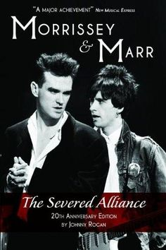 Great Prices For Great Guitar Stuff! Morrissey and Mar... check it out @ http://guitarisms.com/products/morrissey-and-marr-the-severed-alliance-updated-twentieth-anniversary-edition?utm_campaign=social_autopilot&utm_source=pin&utm_medium=pin