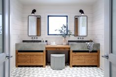 Handcraft sink cast and mold, Concrete Hand Sink, Light concrete, Penetrate sealer to prevent the most for concrete, Dimensions: 42 x 36 x 10 Base Cabinet is not include Weight: 120 lbs Basin size 15 x 20 x 5 Bathroom With Makeup Vanity, Mold In Bathroom, Vanity Sink, Bathroom Fixtures, Small Bathroom, Bathroom Ideas, Concrete Sink Bathroom, Bathroom Cabinets, Bathroom Vanities