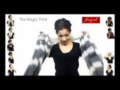 fancy mk 25 Начини како да носите марама