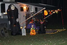 Halloween at Midwest Trail Ride