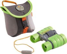 Go explore with the Terra Kids Binoculars with Bag from HABA! The Terra Kids line is expertly designed to inspire outdoor play and activity. The binoculars Best Outdoor Toys, Outdoor Toys For Kids, Outdoor Play, Toys For Boys, Kids Toys, Boy Toys, Toddler Toys, Mattel Shop, Binoculars For Kids