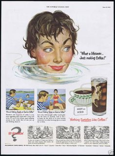 300 Vintage Coffee Ads and the lessons they teach us |