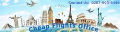 Cheap Flights Office is best website to reserve cheap airline tickets to travel from UK to all around the world. http://www.cheapflightsoffice.co.uk