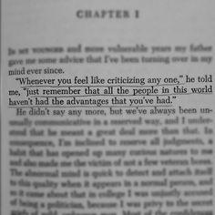 essays criticizing great gatsby