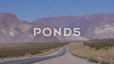 Road in Andes - Video de Stock Stock Video