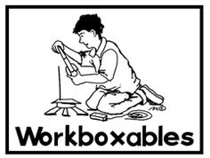 TONS of printable activities for preschool work boxes. Preschool At Home, Preschool Learning, Educational Activities, Fun Learning, Preschool Activities, Montessori, Preschool Printables, Free Printables, Tot School