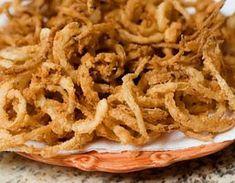 Aventuras no Fogão: Cebola Crocante (Crispy Onion)