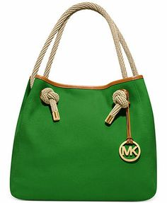 WANT!!! MICHAEL Michael Kors Marina Large Grab Bag, but in PURPLE!