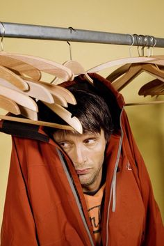 Mads Mikkelsen  Keep it in the closet Hannibal ❤️