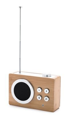 Lexon Mini Dolmen Radio / TechNews24h.com