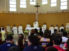 Rio Mass concludes 100 day events countdown - World Youth Day 2013