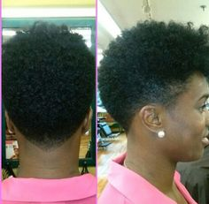 Know What To Do With Your Hair: Check Out This Trendy Ghana Braided Hairstyle Tapered undercut natural hairTapered undercut natural hair Natural Short Cuts, Natural Hair Cuts, Short Hair Cuts, Natural Hair Styles, Haircuts For Natural Hair, My Hairstyle, Cool Hairstyles, Hairstyles Haircuts, Short Afro Hairstyles