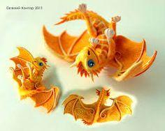 Resultado de imagen para baby dragon