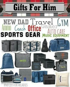 Thirty One Gifts for HIM...