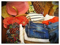Packing for summer - Capsule Wardrobe