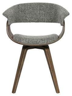 Catch Spisebordstol - Brun/Gråmelert Boucle Home Furniture, Chair, Holland, Home Decor, Products, The Nederlands, Home Goods Furniture, Room Decor, Home Furnishings