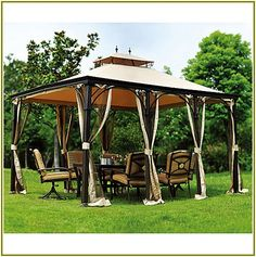 Supernormal Hexagon Gazebo Replacement Canopy & BJs Wholesale Sunjoy 10 x 12 Gazebo Canopy Replacement | For the ...