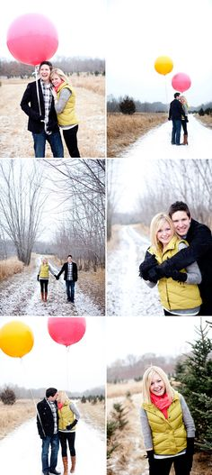 winter engagement pictures | ... this much style, I can't WAIT to see what you do with your wedding