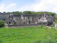 St David's cathedral - both the ruins and the current building are impressive.