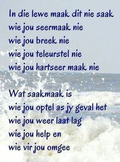 Wat saakmaak in die lewe, is wie jou optel as jy geval het . Happy Thoughts, Positive Thoughts, Deep Thoughts, Bible Quotes, Words Quotes, Sayings, Uplifting Quotes, Inspirational Quotes, Motivational