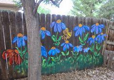 fence art ideas - Google Search