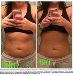 Say what?? Another happy customer sharing her Incredible results after using our crazy wrap thing!!   www.SmileBecause.ItWorks.com