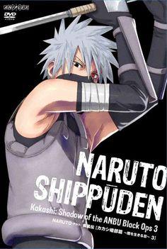 Naruto Shippuden Kakashi Anbu Hen - Yami O Ikiru Shinobi Naruto Kakashi, Naruto Amor, Naruto Sharingan, Naruto Gif, Naruto Cute, Naruto Shippuden, Boruto, Shikamaru, Anime Nerd