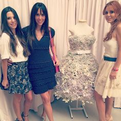 .@Vanessa Samurio montoro | trio maravilha @suzanagullo de Vanessa Montoro e @C Láudia Patrícia @Dior Miss Dior | Webstagram