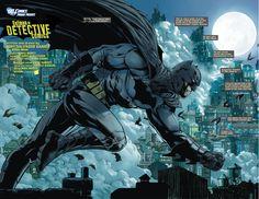 Detective Comics (2011) 1 Page 8