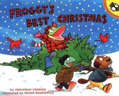 Classroom Freebies Too: Froggy's Best Christmas - Compare & Contrast #ClassroomFreebiesToo #FREE
