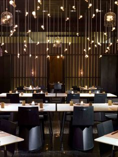 Modern Restaurant: Bei by Neri & Hu Design and Research Office