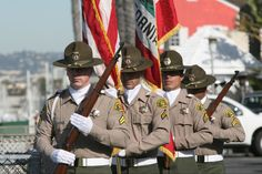 Feb 6, 2013.Honor Guard Rifle Team (LASD Photo of the Day) Over 100 members of the Los Angeles County Sheriff's Department have given their lives in service to the people of Los Angeles County and our great nation. LASD EOW: http://www.odmp.org/agency/2220-los-angeles-county-sheriffs-department-california