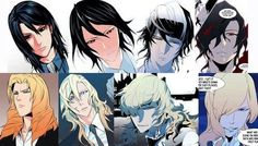 Noblesse changes in art style