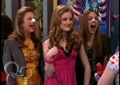 Gigi Hollingsworth from <em>Wizards of Waverly Place</em>
