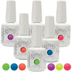 1000 images about spring shellac gelish nails on