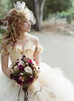 Conversations with the Muses: The Steam Punk Faerie wedding!!!!!