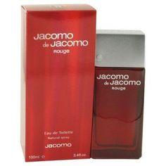 Jacomo De Jacomo Rouge By Jacomo Eau De Toilette Spray 3.4 Oz