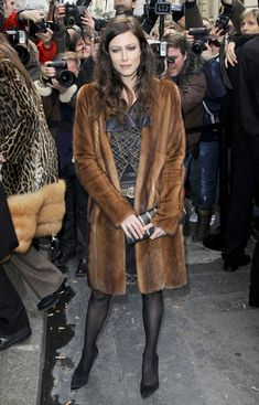 Anna Mouglalis Clothes