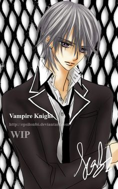 Vampire Knight VII - Zero by Epsilon86 on DeviantArt