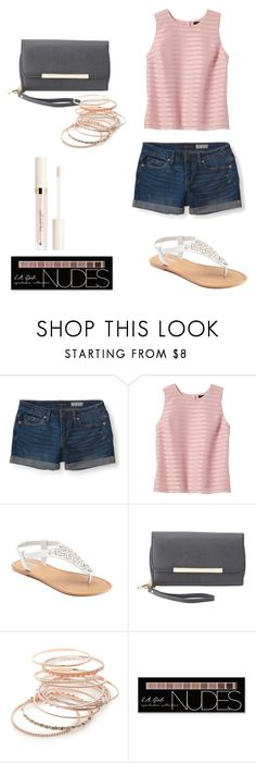 """Trendy budget finds"" by alexishannah15 ❤ liked on Polyvore featuring Aéropostale, Banana Republic, SONOMA Goods for Life, Charlotte Russe and Red Camel"
