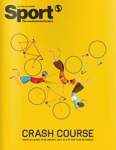 Sport Magazine Tour De France Cover, June 2012