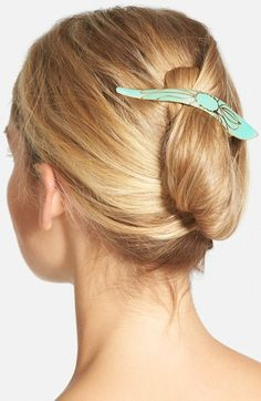 Ficcare 'Maximus Lotus' Hair Clip available at #Nordstrom